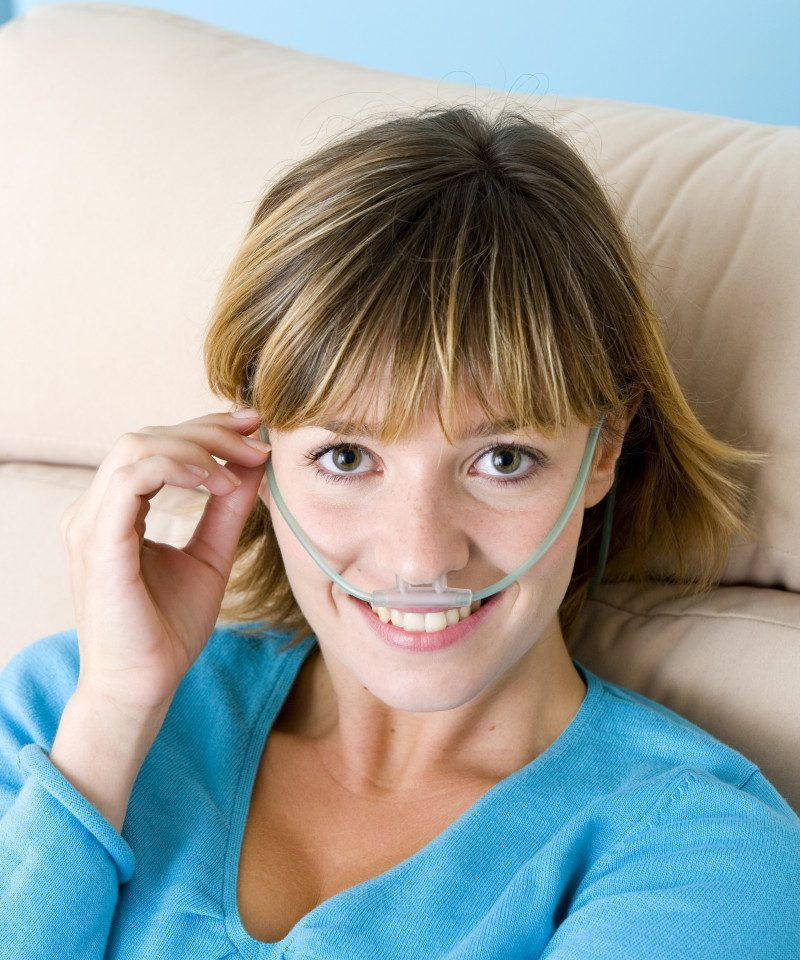 Stopping a Runny Nose When Using Supplemental Oxygen - Pulmonary Fibrosis  News Forums