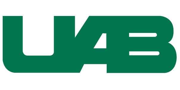 large uab wordmark
