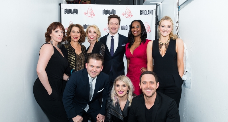 Broadway Stars Raise Funds For The Pulmonary Fibrosis Foundation