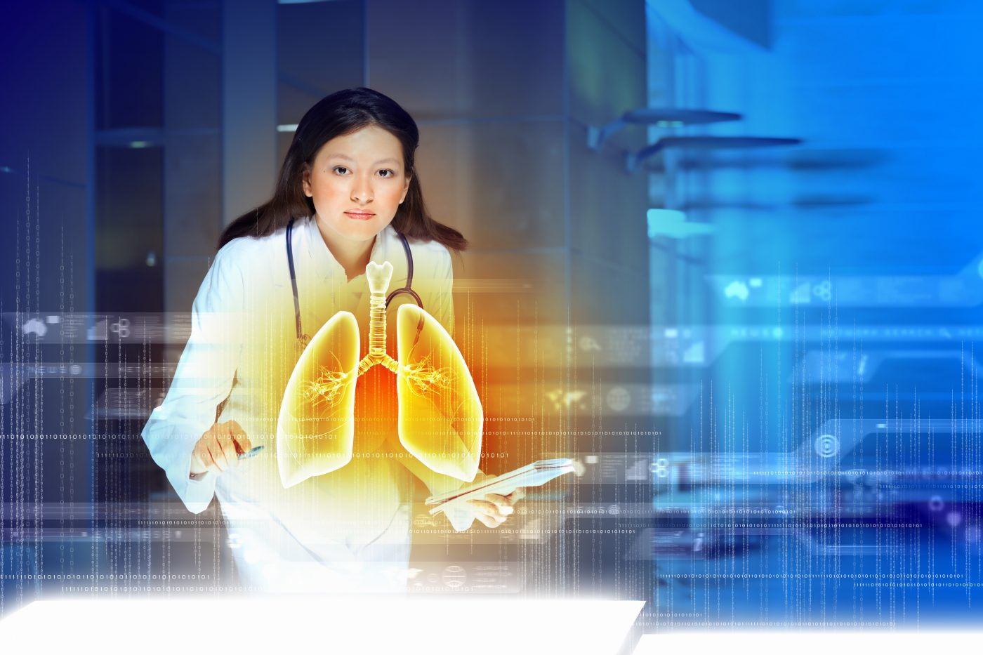 Diagnostic Imaging Tool to Assess Idiopathic Pulmonary Fibrosis Disease Progression Developed