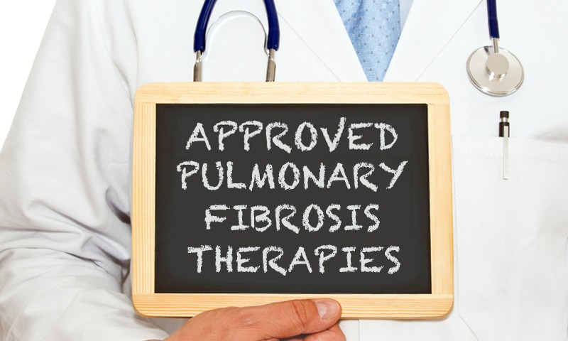 Approved Pulmonary Fibrosis Therapies