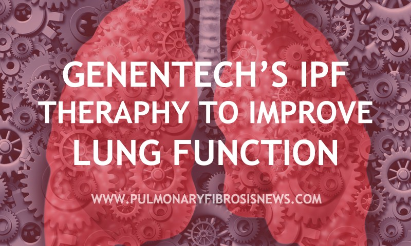 Genentech's IPF Therapy to Improve Lung Function