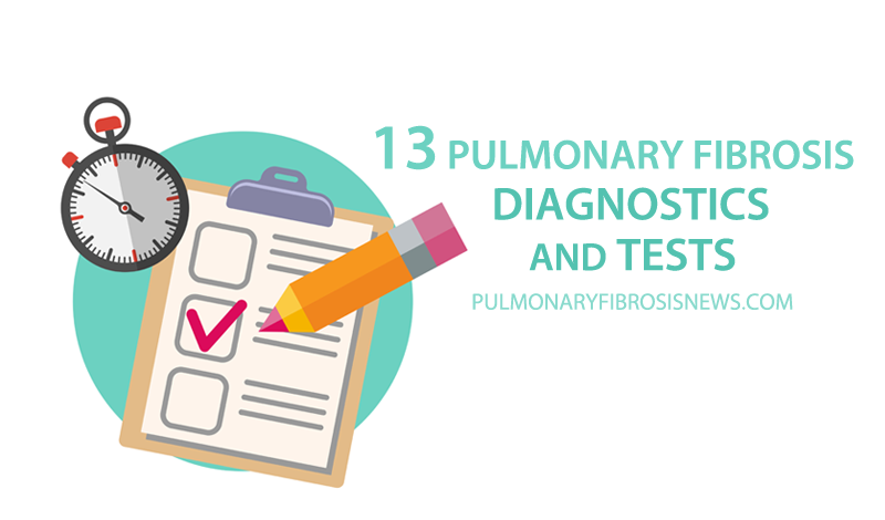 13 pulmonary fibrosis diagnostics and tests