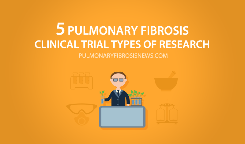 5 pulmonary fibrosis clinical trials