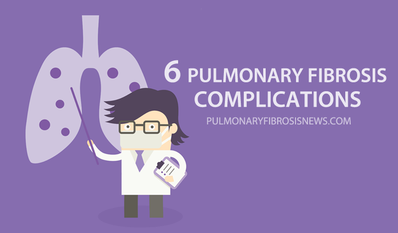 6 pulmonary fibrosis complications