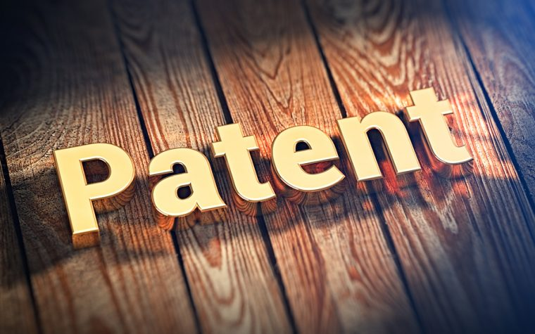 patent received