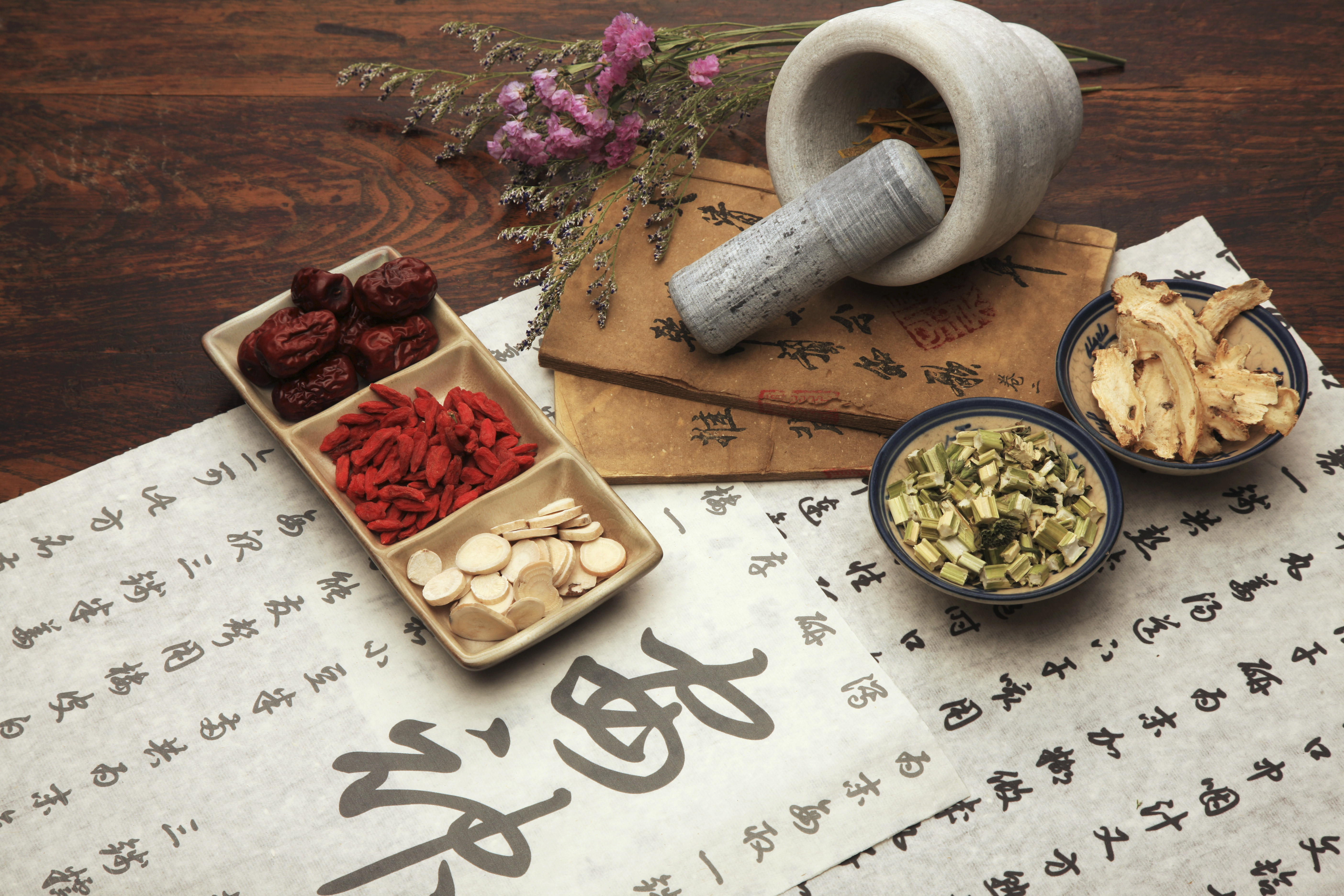 traditional Chinese medicines