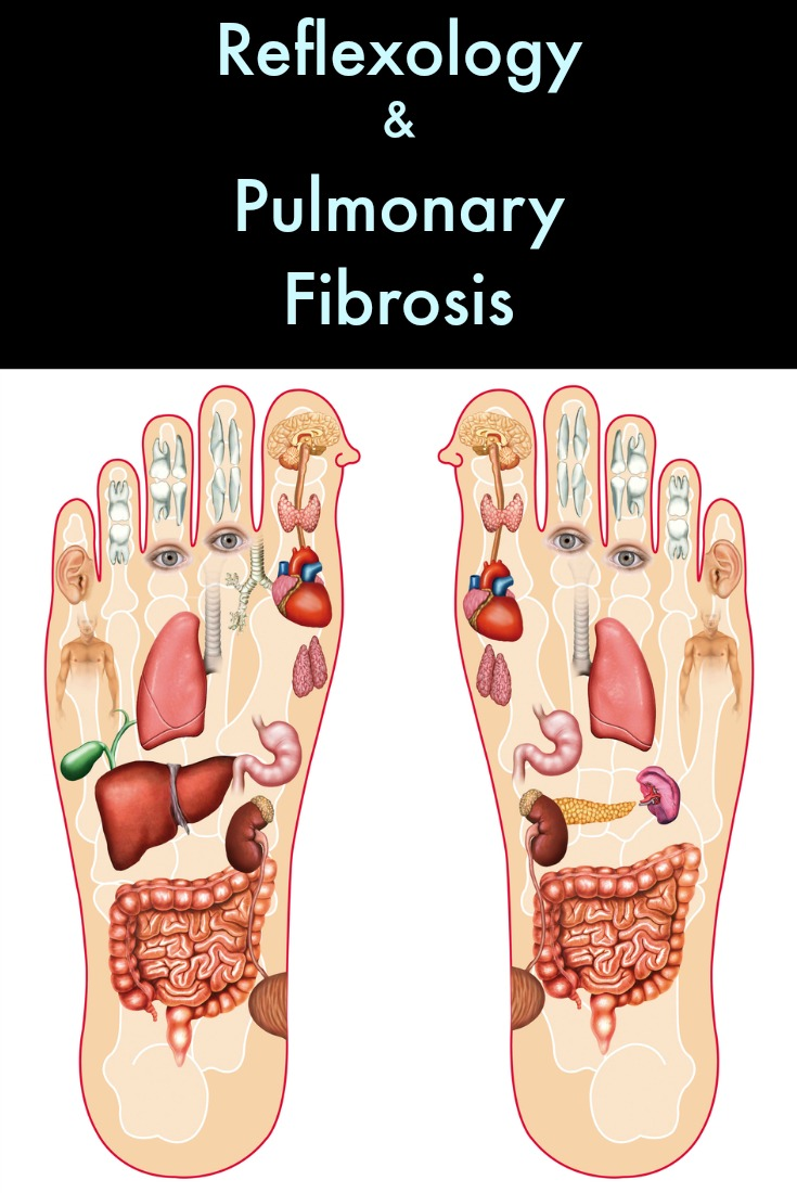 reflexology pulmonary fibrosis