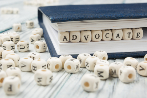 Advocate for pulmonary fibrosis
