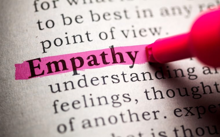Rediscovering my empathy