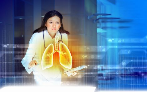 Loss of Elastin in Lungs a Potential Biomarker for Both IPF and COPD, Study Suggests