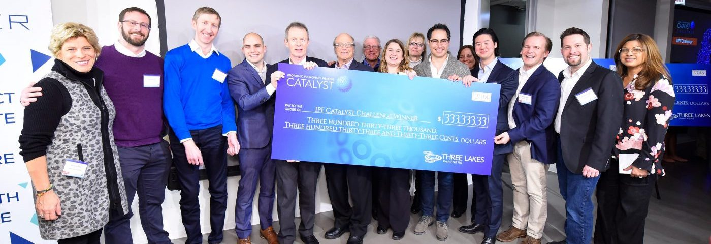 Three Lakes Partners Announces Winners of IPF Catalyst Challenge