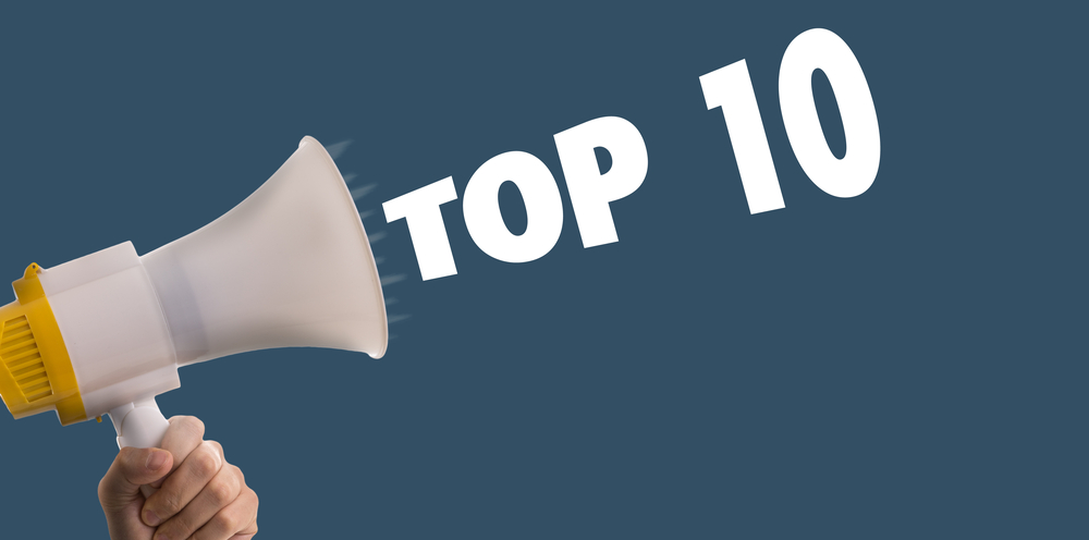 Top 10 most-read articles of 2017