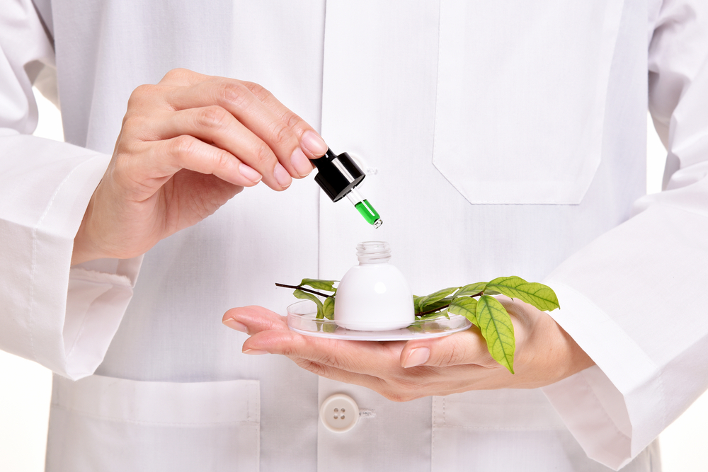 herbal extract therapy