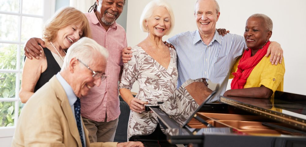 Lung Disease Patients Set up Singing Group in Bristol, England, for Fun and Research