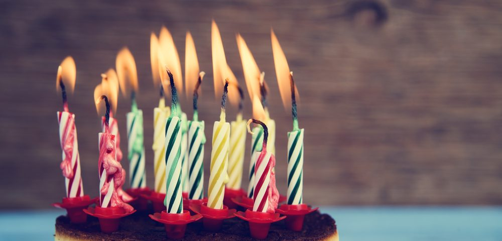 A PF Patient Reflects on Another Birthday