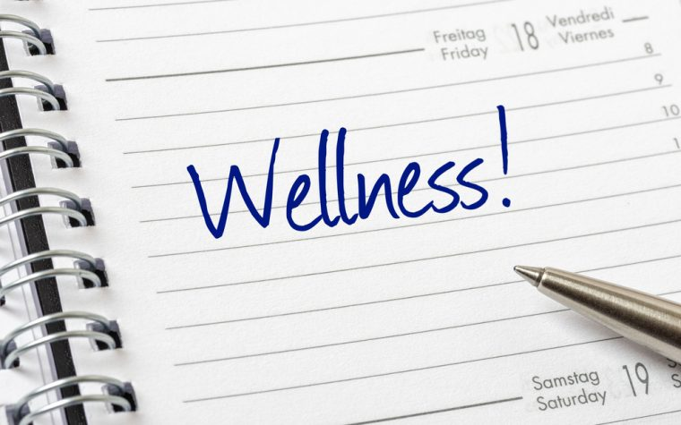 New Year's resolutions, wellness