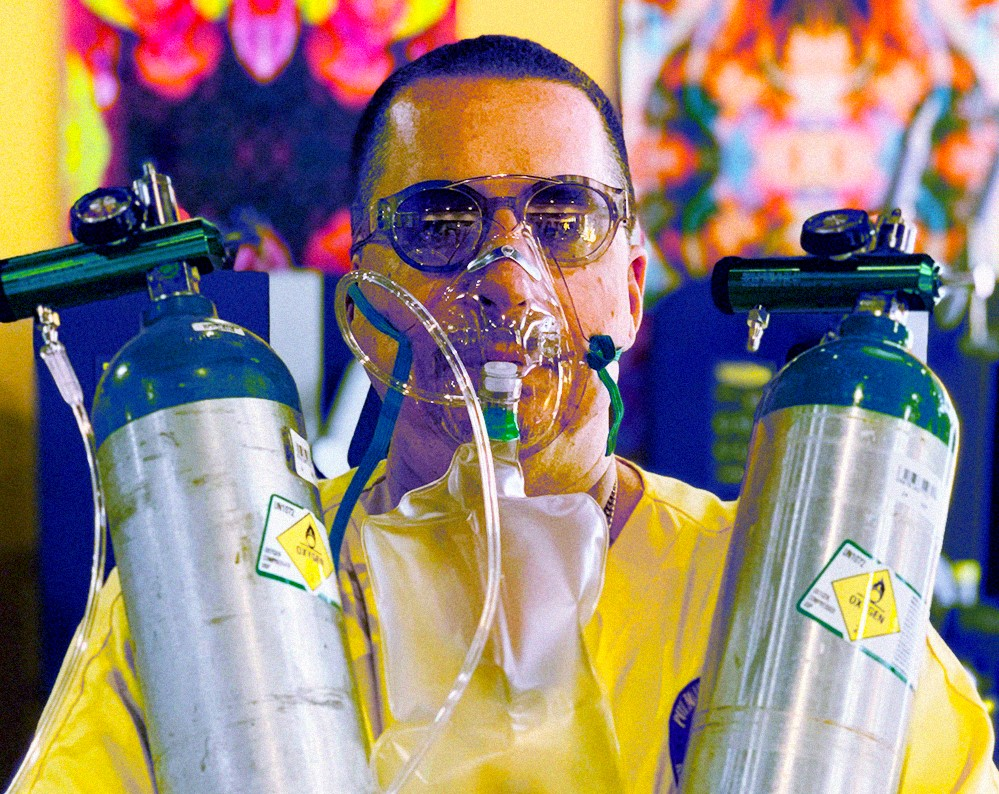 oxygen use, Noah Greenspan